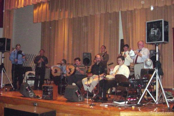 Richard Berberian Ensemble and Aravod.jpg