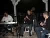 Antranig performing with the Hosharian Brothers.jpg